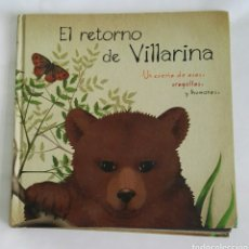 Libros de segunda mano: EL RETORNO DE VILLARINA. Lote 170321258