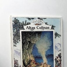 Libros de segunda mano: ALTAS COLINAS - JILL BARKLEM - VILLA ZARZAL. Lote 198829117