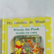 Libros de segunda mano: MIS CUENTOS DE WINNIE AYUDA EN CASA. Lote 170403681