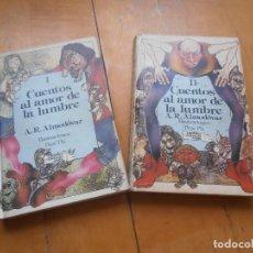 Libros de segunda mano: CUENTOS AL AMOR DE LA LUMBRE -- 2 TOMOS . Lote 170448892