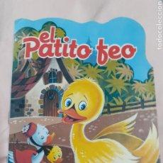 Libros de segunda mano: CUENTO NÚM. 6 EL PATITO FEO AÑO 1988.-. Lote 170521508