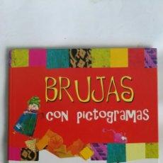 Libros de segunda mano: BRUJAS CON PICTOGRAMAS. Lote 170804493