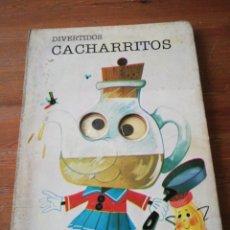 Libros de segunda mano: DIVERTIDOS CACHARRITOS. COLECCIÓN OJOS CHISPEANTES. . Lote 170926595