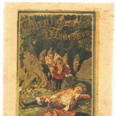Libros de segunda mano: CUENTOS DE ANDERSEN PRÓLOGO DE CARMEN BRAVO - VILLASANTE . Lote 171042087