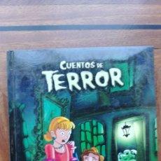 Libros de segunda mano: CUENTOS DE TERROR LIBSA INFANTIL. Lote 171096553