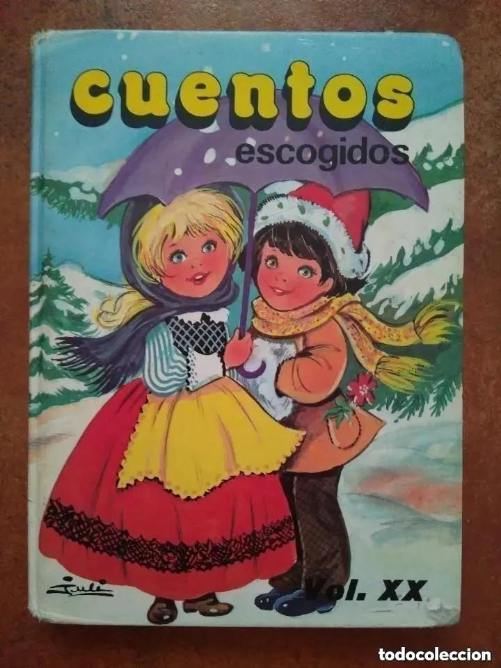 CUENTOS ESCOGIDOS SUSAETA. VOL XX. (Libros de Segunda Mano - Literatura Infantil y Juvenil - Cuentos)