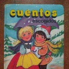 Libros de segunda mano: CUENTOS ESCOGIDOS SUSAETA. VOL XX.. Lote 171097307