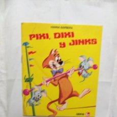 Libros de segunda mano: PIXI, DIXI Y JINKS HANNA- BARBERA EDITORIAL FHER. Lote 171226478