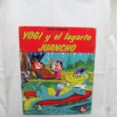 Libros de segunda mano: YOGI Y EL LAGARTO JUANCHO HANNA- BARBERA EDITORIAL FHER. Lote 171226588