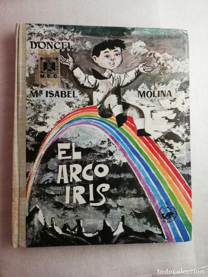 EL ARCO IRIS - DONCEL COLECCION LA BALLENA ALEGRE (Libros de Segunda Mano - Literatura Infantil y Juvenil - Cuentos)