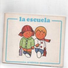 Libros de segunda mano: LA ESCUELA. PÍA VILARRUBIAS.. Lote 171421082