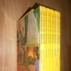 Libros de segunda mano: LOS CUENTOS DEL ABUELITO - RAUL CORREIA - COLECCION COMPLETA / 10 TOMOS. Lote 171447023