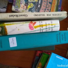 Libros de segunda mano: EL GRAN LIBRO DE LOS ANIMALES LOS MEJORES CUENTOS DE TODOS PAISES BELLAS ILUSTRACIONES 1961. Lote 171492339