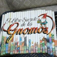 Libros de segunda mano: EL LIBRO SECRETO DE LOS GNOMOS. Lote 171667372