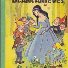 Libros de segunda mano: CUENTO COLECCION CUENTOS CLASICOS EDITORIAL ROMA BLANCANIEVES. Lote 171688394