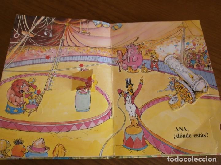Libros de segunda mano: CUENTO POP-UP ¿ DÓNDE ESTÁ EL MONSTRUO DE LAS GALLETAS ? - COLECCIÓN BARRIO SÉSAMO - ED. MONTENA. - Foto 7 - 171702855