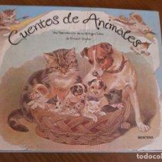 Libros de segunda mano: CUENTO POP-UP CUENTOS DE ANIMALES - ERNEST NISTER - EDICIONES MONTENA, 1980.. Lote 171703918
