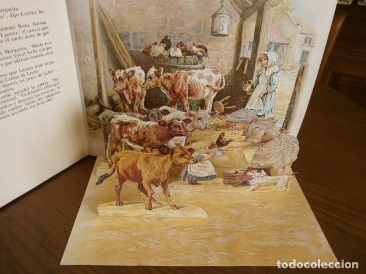 Libros de segunda mano: CUENTO POP-UP CUENTOS DE ANIMALES - ERNEST NISTER - EDICIONES MONTENA, 1980. - Foto 3 - 171703918