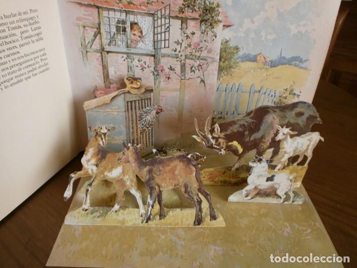 Libros de segunda mano: CUENTO POP-UP CUENTOS DE ANIMALES - ERNEST NISTER - EDICIONES MONTENA, 1980. - Foto 5 - 171703918
