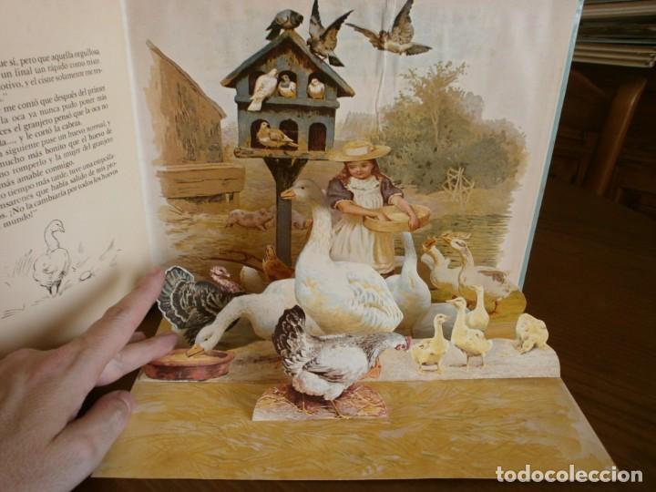 Libros de segunda mano: CUENTO POP-UP CUENTOS DE ANIMALES - ERNEST NISTER - EDICIONES MONTENA, 1980. - Foto 8 - 171703918