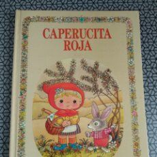 Libros de segunda mano: CUENTO CAPERUCITA ROJA DE 1985 - 1° EDICIÓN. Lote 171750910