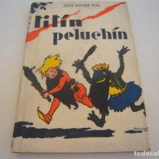 Libros de segunda mano: TITIN Y PELUCHIN . Lote 171755414