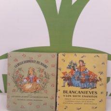 Libros de segunda mano: CUENTOS DE GRIMM.HERDER.2 CUENTOS.. Lote 171969612
