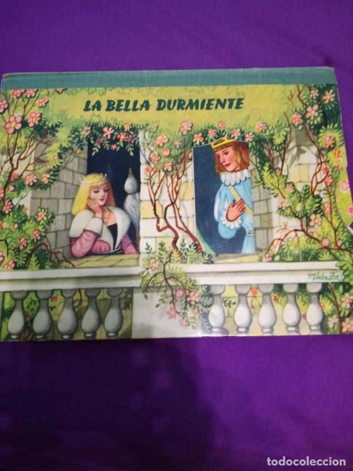 LA BELLA DURMIENTE (V.KUBASTA&BANCROFT&CO) POP UP (Libros de Segunda Mano - Literatura Infantil y Juvenil - Cuentos)