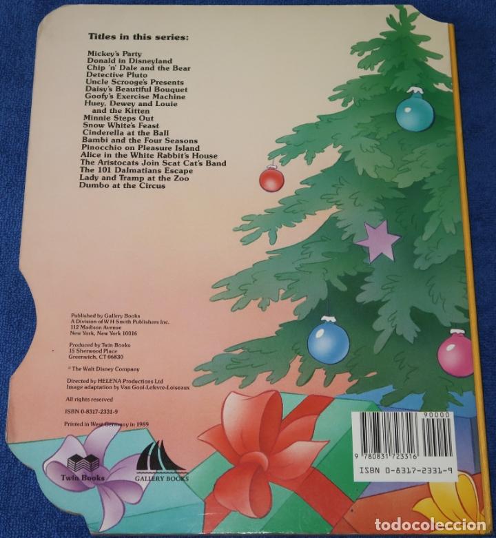 Libros de segunda mano: Uncle Scrooge's Presents - Walt Disney - Twin Books (1989) - Foto 2 - 172312512