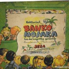 Libros de segunda mano: CUENTO ILUSTRADO FERRÁNDIZ * BANKO Y MOSAKA EN LOS DOS NEGRITOS GEMELOS * SEZA (LEER DESCRIPCIÓN). Lote 172349324