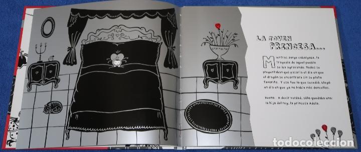Libros de segunda mano: La fantástica historia de la princesa y el dragón - Sonia Alins - Parramon (2010) - Foto 4 - 172363800