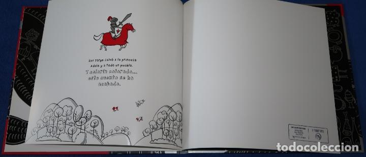 Libros de segunda mano: La fantástica historia de la princesa y el dragón - Sonia Alins - Parramon (2010) - Foto 5 - 172363800