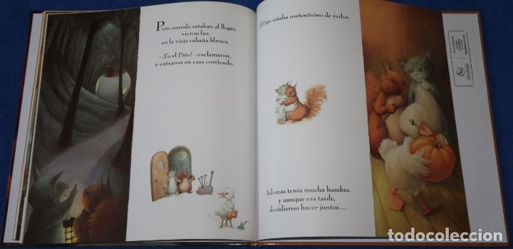 Libros de segunda mano: Sopa de calabaza - Helen Cooper - Editorial Juventud (2019) - Foto 5 - 172364427