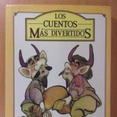 Libros de segunda mano: LOS CUENTOS MAS DIVERTIDOS / 1ª EDICIÓN ESPAÑOLA 1990. SUSAETA. Lote 172647574