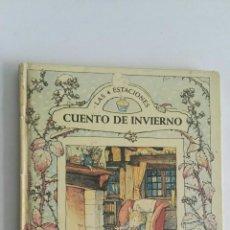 Libros de segunda mano: CUENTO DE INVIERNO LAS CUATRO ESTACIONES JILL BARKLEM. Lote 172797249