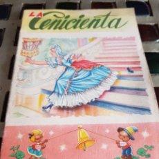 Libros de segunda mano: CUENTO DE LOS 50 LA CENICIENTA EDITORIAL FHER. Lote 172838065