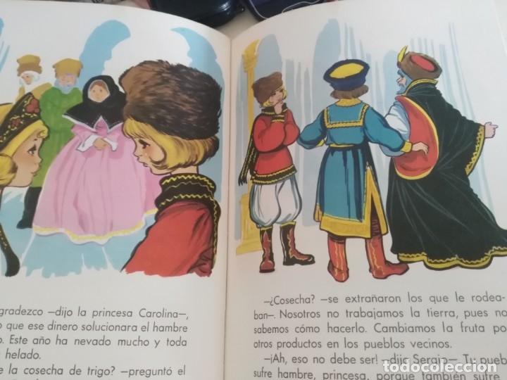 Libros de segunda mano: CUENTOS AZULES - TOMO 6 ** ILUSTRACIONES DE MARIA PASCUAL / EN TAPA DURA / TORAY 1980 - Foto 3 - 172938589