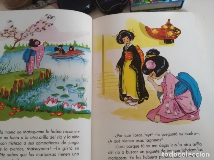Libros de segunda mano: CUENTOS AZULES - TOMO 6 ** ILUSTRACIONES DE MARIA PASCUAL / EN TAPA DURA / TORAY 1980 - Foto 4 - 172938589