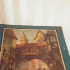 Libros de segunda mano: ANTIGUO CUENTO UNA PICA EN FLANDES ES DE PRIMERA EDICION AÑO 1943 EDITORIAL CANTIN BARCELONA. Lote 172967430