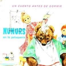 Libros de segunda mano: NUNURS EN LA PELUQUERIA (TIMUN MAS, 1967). Lote 173070790