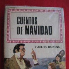 Libros de segunda mano: CUENTOS DE NAVIDAD - Nº 17 - CARLOS DICKENS - EDITORIAL BRUGUERA.. Lote 187483602