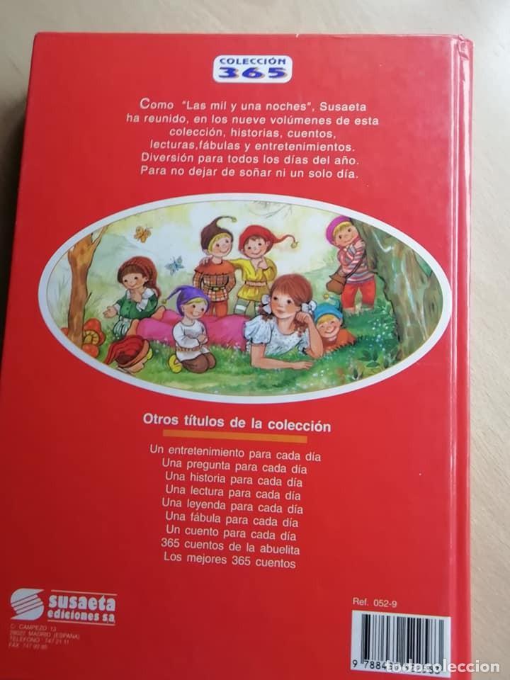 Libros de segunda mano: UNA LECTURA PARA CADA DIA, Cuentos infantiles y libros juveniles para niños, muy variados - Foto 2 - 173516432