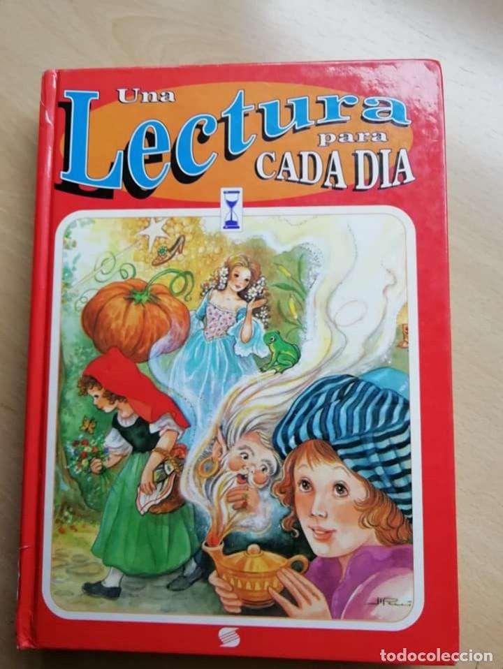 UNA LECTURA PARA CADA DIA, CUENTOS INFANTILES Y LIBROS JUVENILES PARA NIÑOS, MUY VARIADOS (Libros de Segunda Mano - Literatura Infantil y Juvenil - Cuentos)