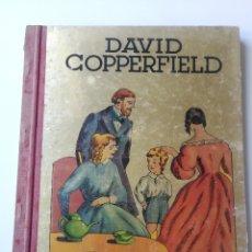 Libros de segunda mano: ANTIGUO Y PRECIOSO LIBRO - DAVID COPPERFIELD - CHARLES DICKENS - 1950 - EN FRANCES - RENE TOURET EDI. Lote 173534973