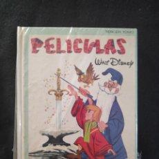 Libros de segunda mano: PELÍCULAS WALT DISNEY N°3. Lote 173586459