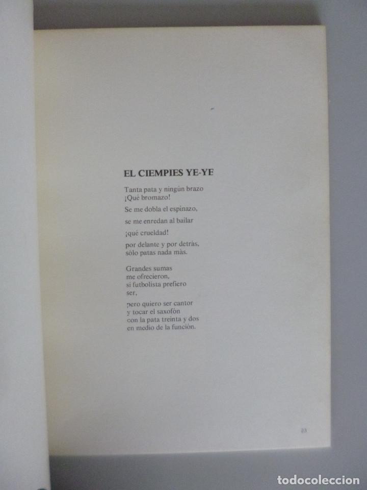 Libros de segunda mano: GLORIA FUERTES // LA PÁJARA PINTA // CUENTOS EN VERSO // 1972 // PRIMERA EDICIÓN - Foto 3 - 173815528
