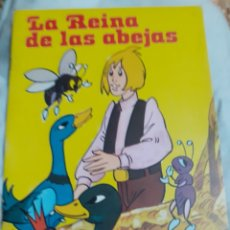 Libros de segunda mano: CUENTO: LA REINA DE LAS ABEJAS.- AÑO 1980. Lote 173832904