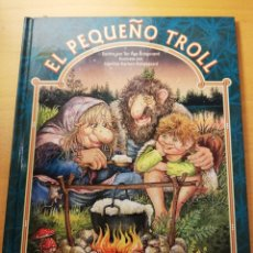 Libros de segunda mano: EL PEQUEÑO TROLL (TAPA DURA) TOR AGE BRINGSVAERD. Lote 173941375