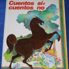 Libros de segunda mano: CUENTOS SI, CUENTOS NO - EDICIONES PAULINAS (1984). Lote 174024844
