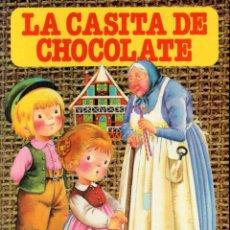 Libros de segunda mano: LA CASITA DE CHOCOLATE (BUENOS DÍAS BRUGUERA, 1978) ILUSTRADO POR JAN. Lote 174028632